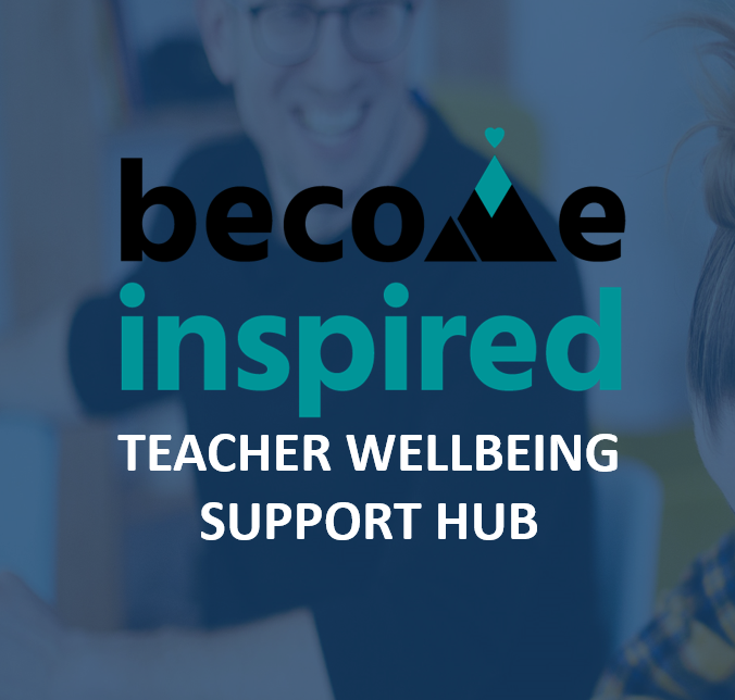 teacher wellbeing support