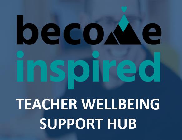 teacher wellbeing support